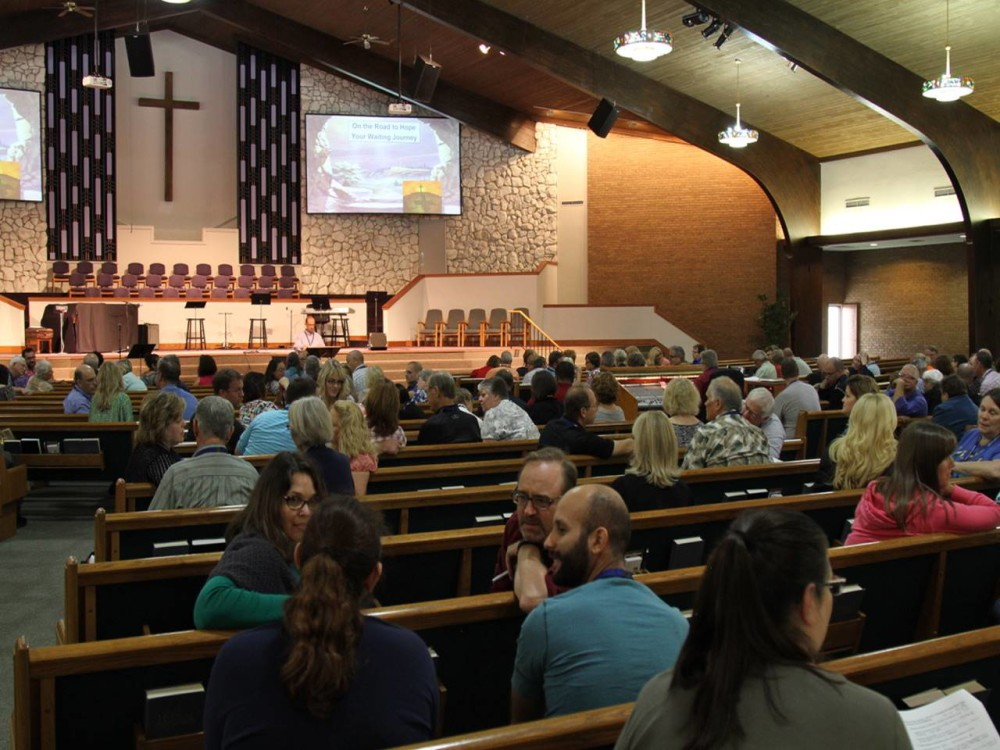 Emmanuel Baptist Church One Day Seminar Grief Turned To